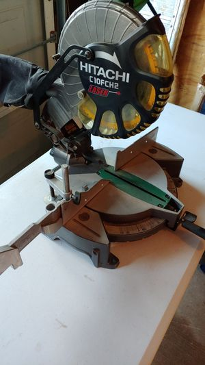 Hitachi Laser ChopSaw for Sale in Ayden, NC