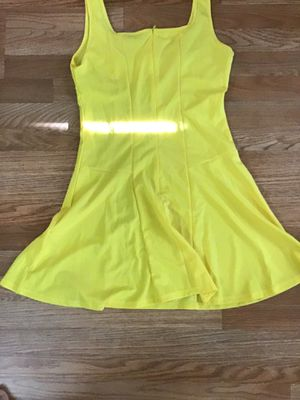 SHEIN yellow dress for Sale in Vancouver, WA