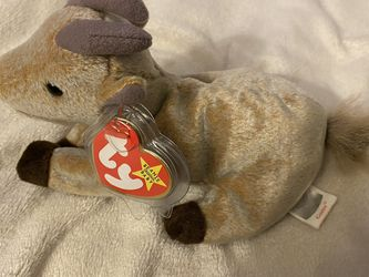 RARE ty Beanie Baby Goatee 4 errors for Sale in Morgan Hill,  CA