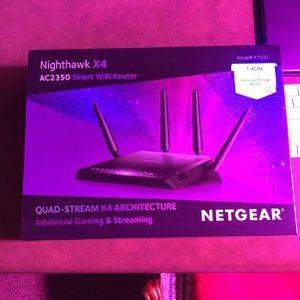 Netgear Nighthawk X4 AC2350 for Sale in Burbank, CA