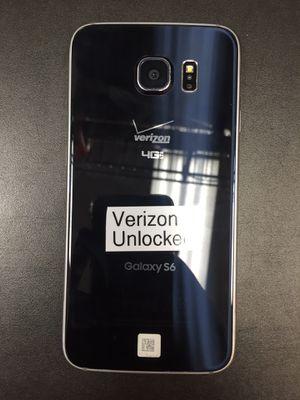 Unlocked Verizon galaxy s6 in mint condition for Sale in Detroit, MI