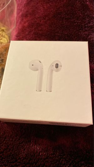 New Airpods generation 2 for Sale in Joliet, IL