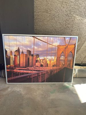 XL Picture of City Scape !!! for Sale in Tucson, AZ