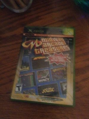 Xbox midway arcade treasures for Sale in Hialeah, FL