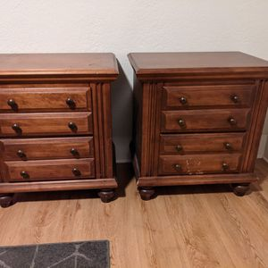 Night Stands for Sale in Gilroy, CA