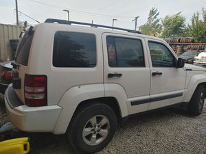 Jeep liberty parts only for Sale in Chicago, IL