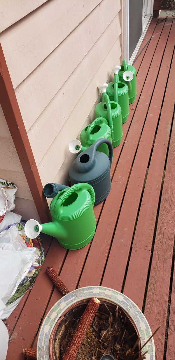 Water Pot for planst and outdoor chair