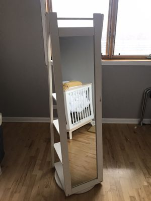 Swivel Mirror with Storage for Sale in Chicago, IL