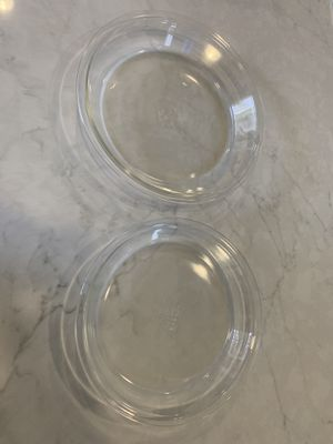 Pyrex glass pie dishes for Sale in San Juan Capistrano, CA