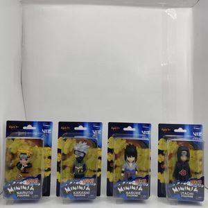 Set KAKASHI,Naruto,Sasuke,Itachi Figure *RARE* Viz Media Naruto Shippudden 2007 for Sale in Peoria Heights, IL