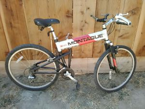 Montague Folding Bike for Sale in Modesto, CA