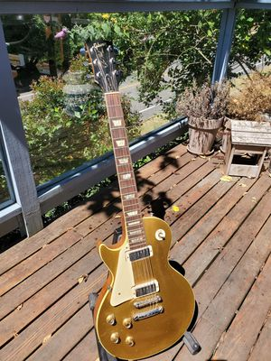 1969-70 Gibson Les Paul Deluxe lefty for Sale in Ruston, WA