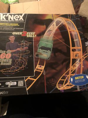Knex toy for Sale in Fort Smith, AR