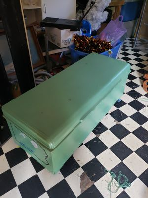 Custom painted Cedar chest for Sale in Danville, PA