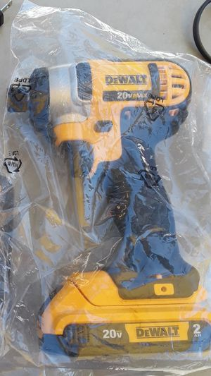 Brand new dewalt 20v Impact tool only no battery no charger for Sale in Fresno, CA