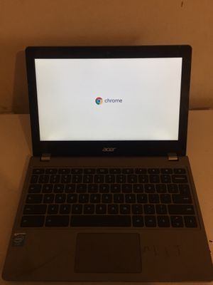 """Acer Chromebook 11.6"""" 4gb Ram 16GB SSD Charger included Chrome OS Webcam for Sale in Philadelphia, PA"""