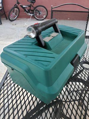 Fishing tool box for Sale in La Mesa, CA