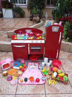 Kids kitchen wood for Sale in El Monte, CA