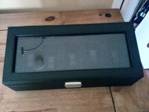 Watch case (holds 5) for Sale in Los Alamitos, CA