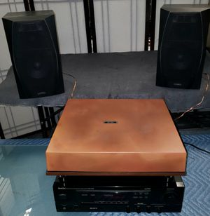 Two Channel Vintage Stereo System for Sale in North Las Vegas, NV
