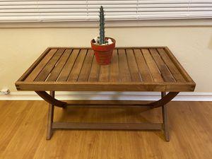 Beautiful wood coffee ☕️ table for Sale in Berkeley, CA