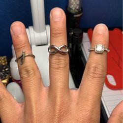 3 Rings for Sale in Balch Springs,  TX