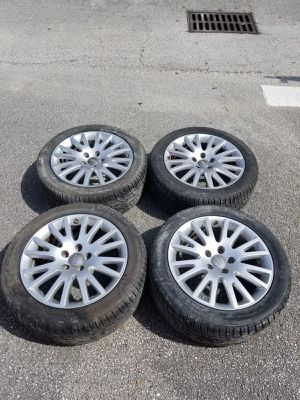 Rims 17 Audi 5 lugs 112 mm for Sale in Fort Lauderdale, FL