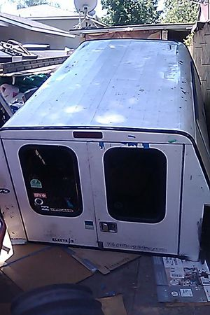 Tradesman utility camper shell for Sale in El Cajon, CA