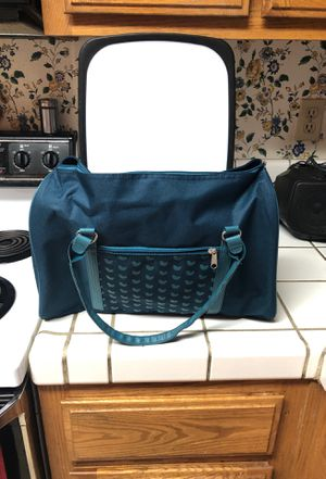 New Teal Tote Bag PICK UP ONLY for Sale in Turlock, CA