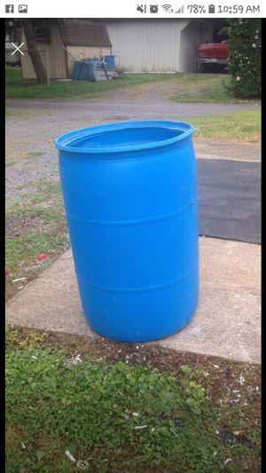Plastic barrels for Sale in Sunbury, PA