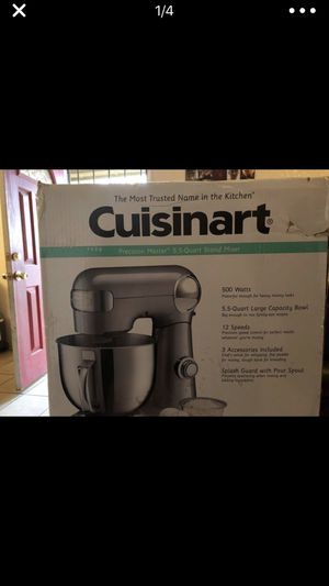 Cuisineinart blender for Sale in Fresno, CA