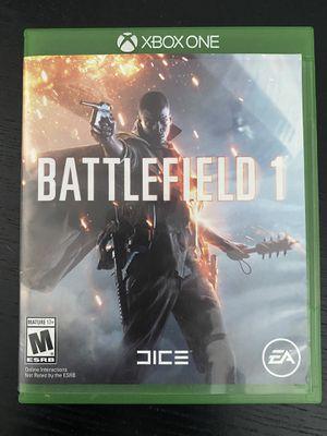 Battlefield 1 for Sale in St. Petersburg, FL