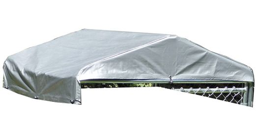 Lucky Dog Kennel Cover Kit 5x5 (black) for Sale in Indianapolis,  IN