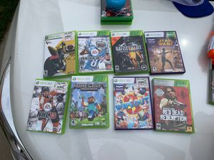 Xbox 360 games for Sale in Littleton, CO
