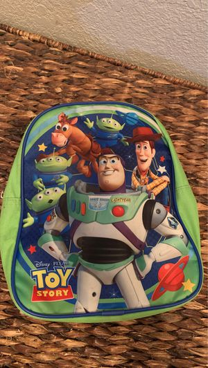 Toy Story Toddler Backpack for Sale in Fremont, CA