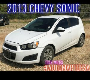 2013 CHEVY #SONIC for Sale in Live Oak, TX