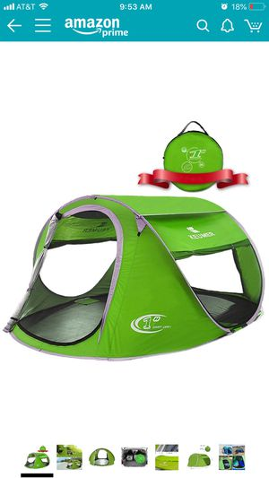Keumer Pop up tent for Sale in New York, NY