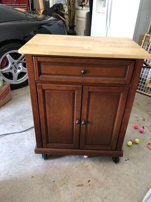 Kitchen cabinet/island for Sale in San Antonio, TX