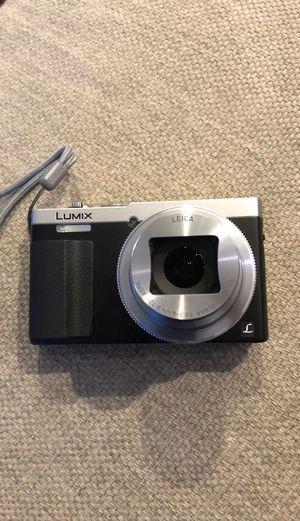 Panasonic LUMIX ZS50 Camera, 30X Leica for Sale in Seattle, WA