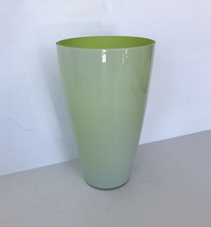 Handblown Glass Flower Vase for Sale in Long Beach, CA