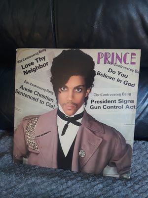 1981 WB Prince Controversy Album for Sale in Huntington Beach, CA