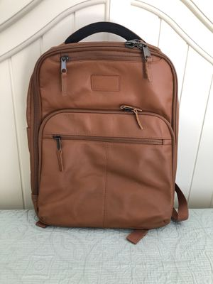 Leather Backpack for Sale in Ontario, CA