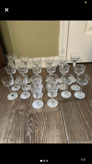 20 candle holders used for wedding for Sale in Haddon Heights, NJ
