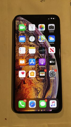 IPhone XS Max for Sale in Fresno, CA