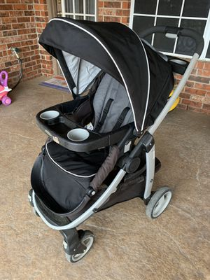 Graco Click Connect Stroller for Sale in Lewisville, TX