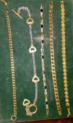 Gold Plated Bracelets for Sale in Las Vegas, NV