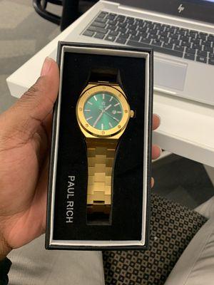 paul rich watch for Sale in Sandston, VA