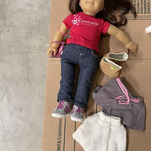 American Girl Doll With Accessories for Sale in Portland, OR