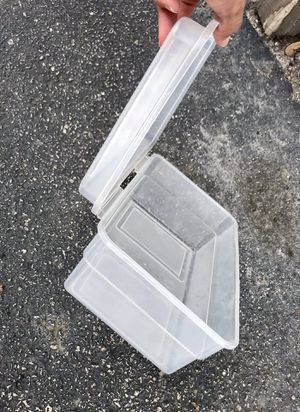 Plastic shoe storage containers (65) for Sale in Austin, TX