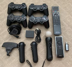 Playstation 3 ps3 accessories for Sale in Orange, CA